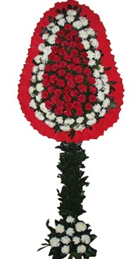 Çift katlı düğün nikah açılış çiçek modeli  Muğla çiçek online çiçek siparişi