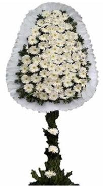 Tek katlı düğün nikah açılış çiçek modeli  Muğla çiçek servisi , çiçekçi adresleri