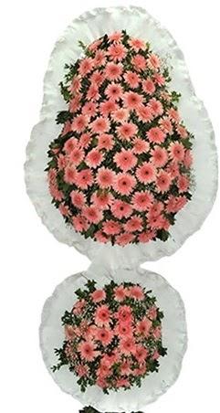 Çift katlı düğün nikah açılış çiçek modeli  Muğla online çiçekçi , çiçek siparişi