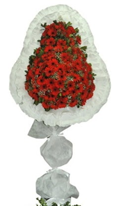Tek katlı düğün nikah açılış çiçek modeli  Muğla İnternetten çiçek siparişi