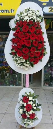 Çift katlı düğün nikah işyeri açılış çiçeği  Muğla internetten çiçek siparişi