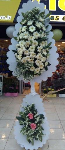 Çift katlı düğün nikah açılış çiçeği  Muğla cicekciler , cicek siparisi