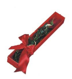 Muğla çiçek satışı  tek kutu gül sade ve sik