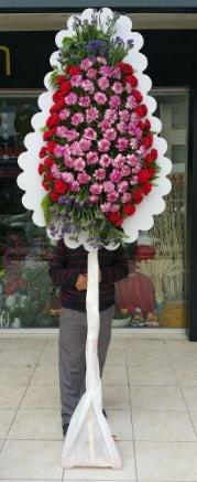 Tekli düğün nikah açılış çiçek modeli  Muğla uluslararası çiçek gönderme
