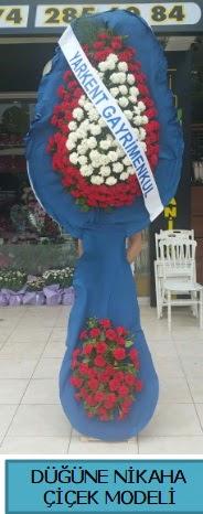 Düğüne nikaha çiçek modeli  Muğla uluslararası çiçek gönderme
