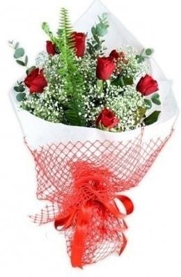 7 adet gülden kız arkadaşıma çiçek  Muğla cicekciler , cicek siparisi