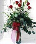 Muğla çiçek servisi , çiçekçi adresleri  7 adet gül özel bir tanzim