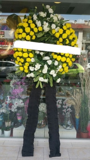 Cenaze çiçek modeli cenaze çiçeği  Muğla cicekciler , cicek siparisi