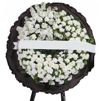 Cenaze çelengi çiçeği modelleri  Muğla çiçek mağazası , çiçekçi adresleri