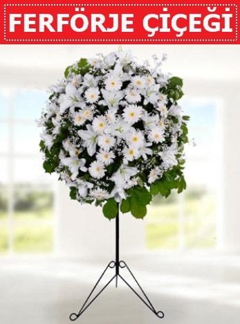 Ferförje aranjman çiçeği  Muğla anneler günü çiçek yolla