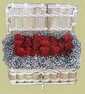 Muğla İnternetten çiçek siparişi  Sandikta 11 adet güller - sevdiklerinize en ideal seçim